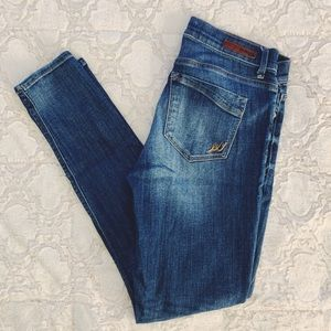 Express Jeans   Mid Rise Jegging   8R